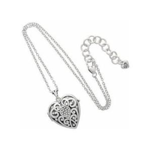 This is the locket Mother gave me for Valentine's Day 2011